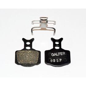 GALFER BIKE Standard Bromsbelägg svart